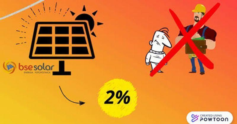 BSE Explica -RENTABILIDADE DO SISTEMA SOLAR VS. RENTABILIDADE DE POUPANÇA